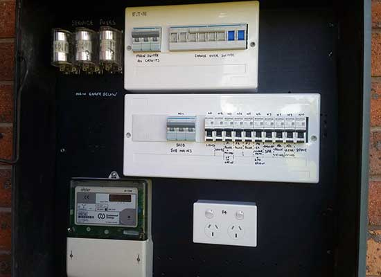 Shoalhaven Electrical Work